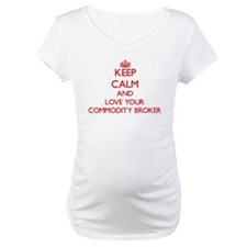 Keep Calm and love your Commodit Shirt