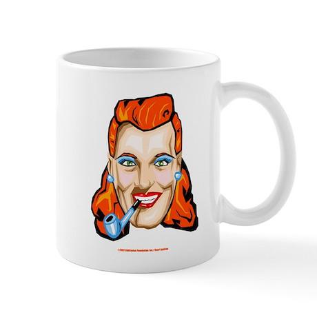 Connie-Whupped Mug