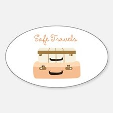 Safe Travels Decal