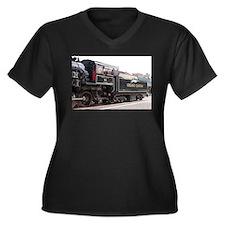 Grand Canyon Railway, Williams, Plus Size T-Shirt