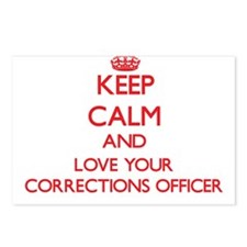 Keep Calm and love your C Postcards (Package of 8)