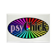 PsyChick Rectangle Magnet