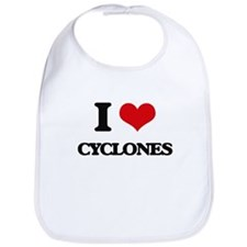 I love Cyclones Bib