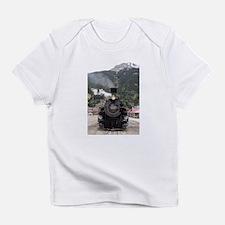 Steam train engine Colorado, USA 4 Infant T-Shirt