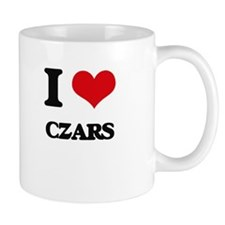 I love Czars Mugs