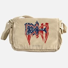 Warrior Usa Messenger Bag