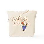 Carpe Vacationem m Tote Bag