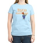 Carpe Vacationem m Women's Light T-Shirt