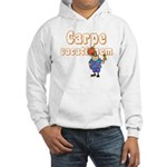 Carpe Vacationem m Hooded Sweatshirt