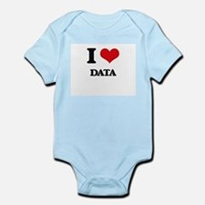 I Love Data Body Suit