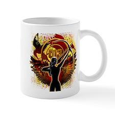 I Am The Mockingjay Mug
