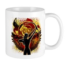 I Am The Mockingjay Small Mugs