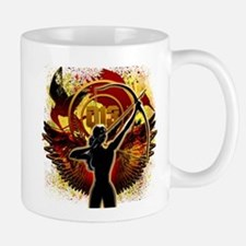 I Am The Mockingjay Small Small Mug
