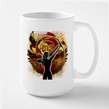 I Am The Mockingjay Ceramic Mugs