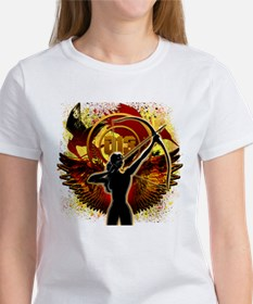 I Am The Mockingjay Women's T-Shirt