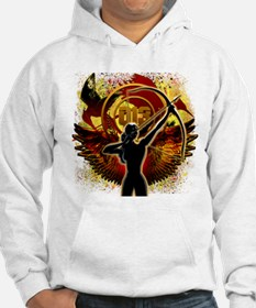 I Am The Mockingjay Hoodie