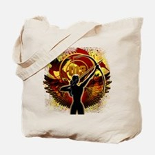 I Am The Mockingjay Tote Bag