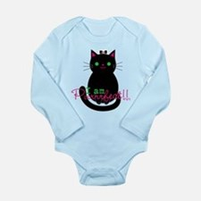Purrfect Cat Body Suit