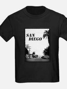 San Diego Street Scene T
