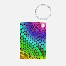 Rainbow Bubbles Keychains