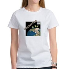 Let There Be Peas on Earth Tee