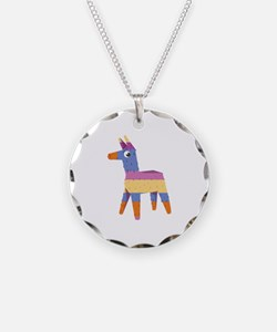 Pinata Donkey Necklace
