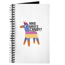 Who Wants Candy Journal