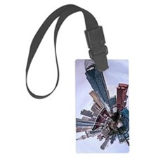 Cincinnati with a Spin Luggage Tag