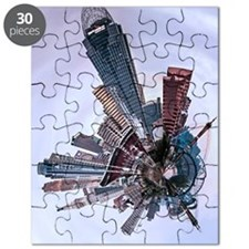 Cincinnati with a Spin Puzzle