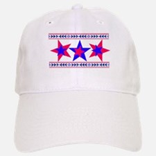 California 2-tone Patriot Baseball Baseball Cap