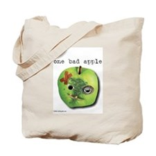 One Bad Apple Tote Bag