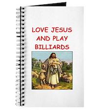 i love billiards Journal