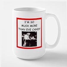 i love billiards Mugs