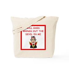 Cute I love ball gags Tote Bag