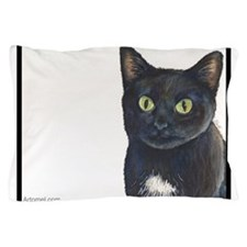 Sage the Lucky Loving Domestic Pillow Case