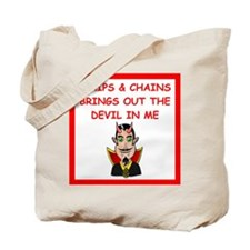 Unique I love ball gags Tote Bag