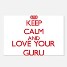 Keep Calm and love your G Postcards (Package of 8)
