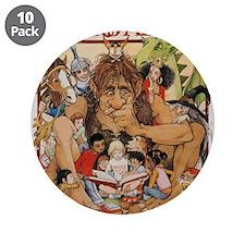 "1980 Children's Book Week 3.5"" Button (10 Pack)"
