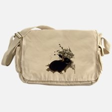 Cute Rex Messenger Bag