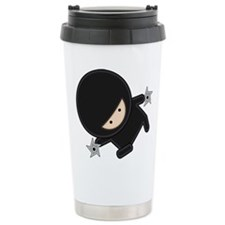 Funny Kung Travel Mug