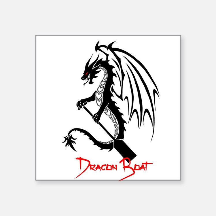 Dragon Boat Paddle Bumper Stickers Car Stickers Decals  More - Boat stickers