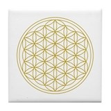 Sacred geometry Drink Coasters
