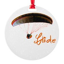 Glide Ornament