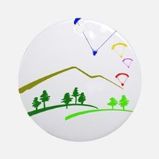 Paraglide Colour Ornament (Round)