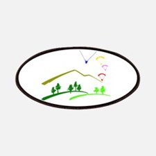 Paraglide Colour Patches