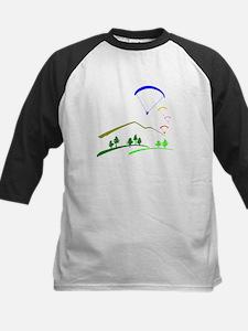 Paraglide Colour Baseball Jersey