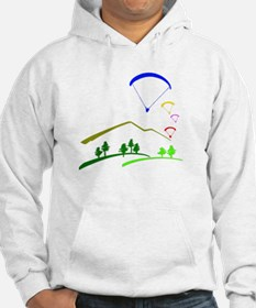 Paraglide Colour Jumper Hoody