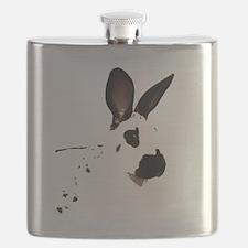 English Spot Flask