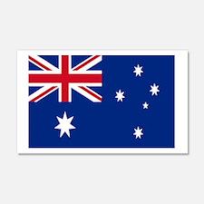 Australia flag Wall Decal