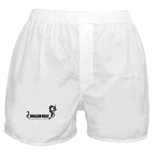 Cute Paddling Boxer Shorts